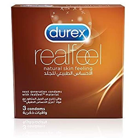Picture of DUREX REAL FEEL