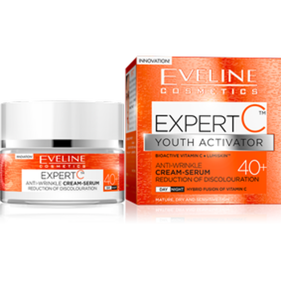 Picture of EXPERT C YOUTH ACTVTR DAY&NIGHT CREAM-SERM 40+50ML
