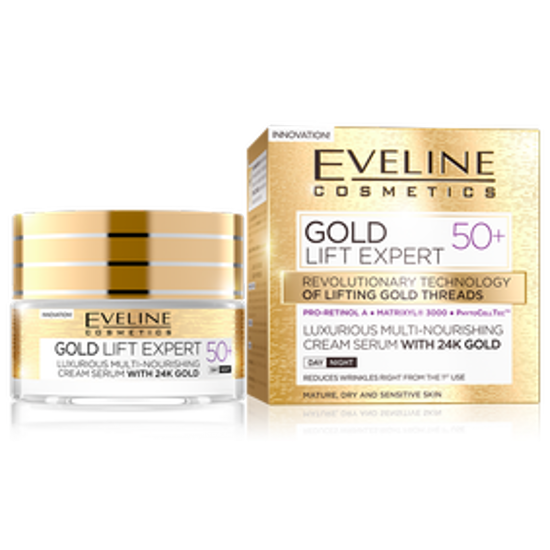 Picture of GOLD LIFT EXPERT DAY AND NIGHT CREAM 50+ 50ML:941944