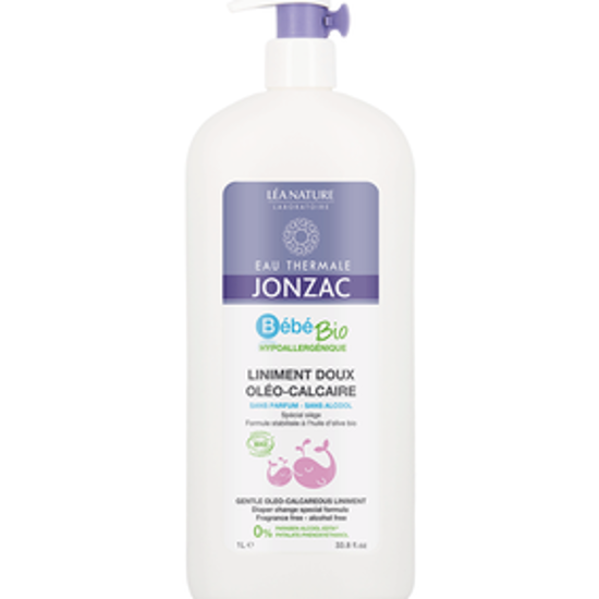 Picture of JONZAC GENTLE OLEO-CALCAREOUS LINIMENT - 1L