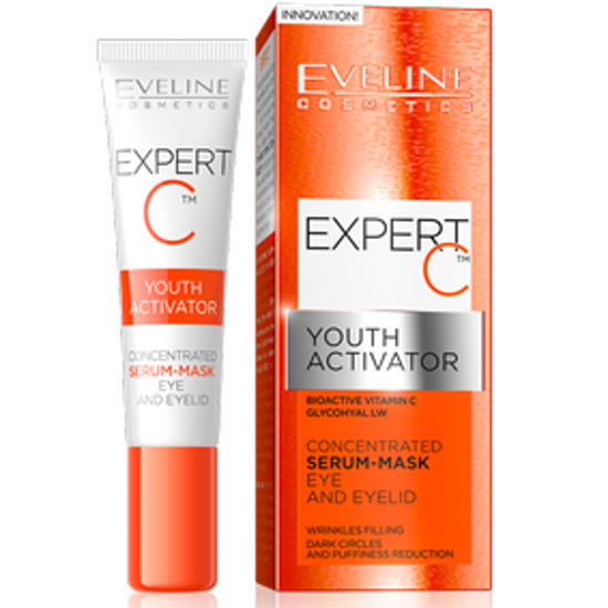 Picture of EXPERT C YOUTH ACTVTR SERUM-MASK EYE & EYELID 15ML
