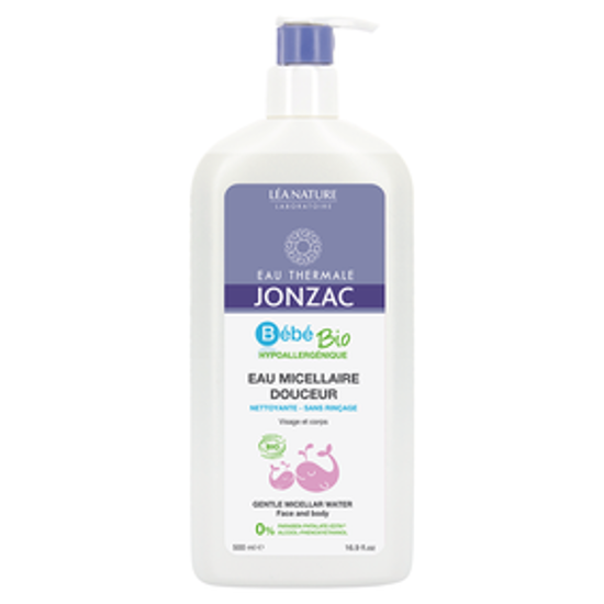 Picture of JONZAC GENTLE MICELLAR WATER - 500ML