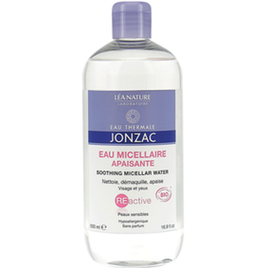 صورة JONZAC  REACTIVE SOOTHING MICELLAR WATER 500ML