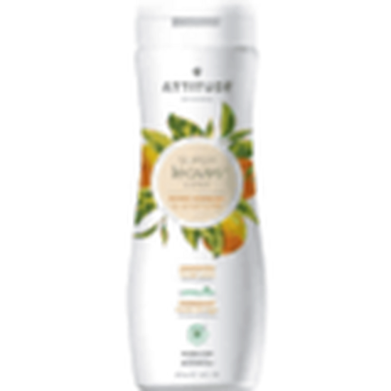 صورة ATTITUDE SUPERLEAVES  ENERGIZING SHOWER GEL 473ML: 11298