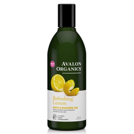 صورة AVL LEMON VERBENA BATH AND SHOWER GEL 12 OZ