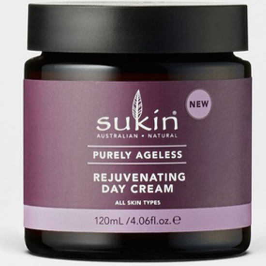 Picture of SUKIN PURELY AGELESS REJUVENATING DAY CREAM 120ML  : 07118