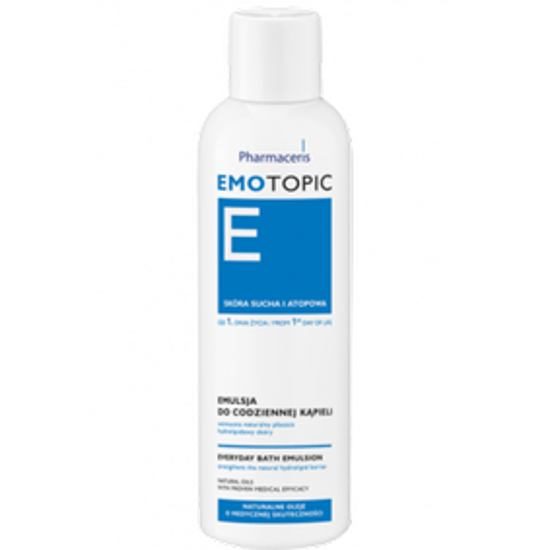 صورة EMOTOPIC EVERYDAY BATH EMULSION 200 ML
