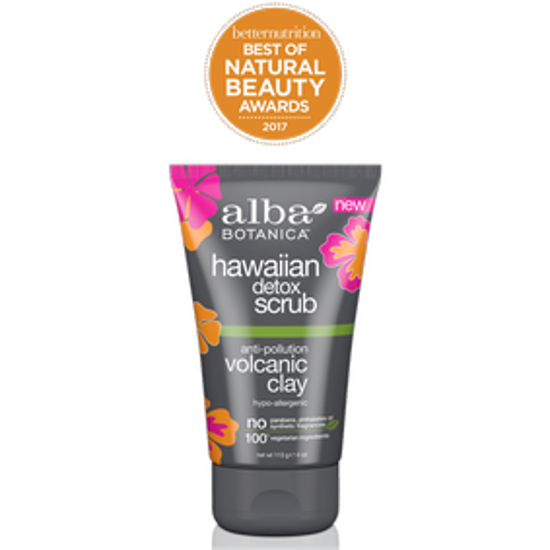 صورة ALBA ANTI-POLLUTION VOLCANIC CLAY SCRUB 4 OZ