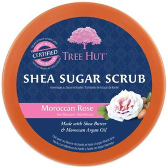 صورة TREE HUT SHEA SUGAR SCRUB MOROCCAN ROSE, 2.5 OZ