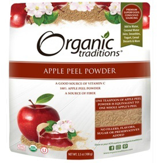 Picture of ORGANIC APPLE PEEL POWDER 100 GM