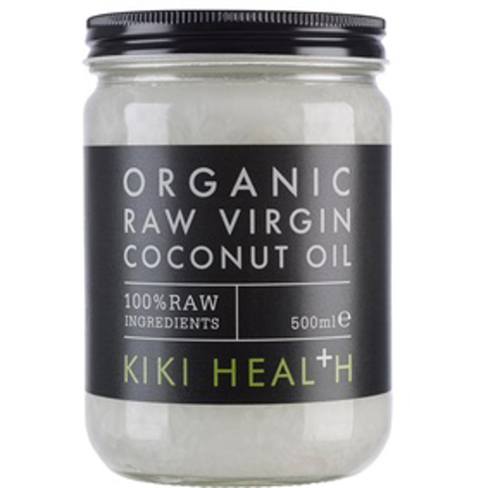 صورة KIKI HEALTH ORGANIC COCONUT OIL ­ 500ML