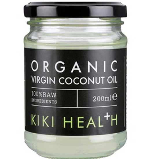 Picture of KIKI HEALTH ORGANIC COCONUT OIL ­ 200ML
