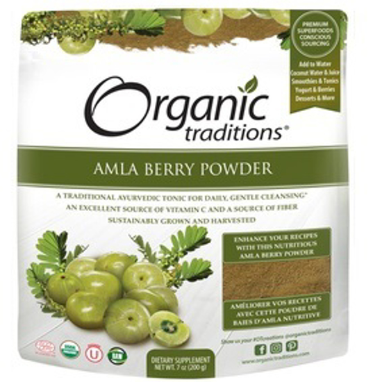 Picture of ORGANIC AMLA POWDER 200 GM