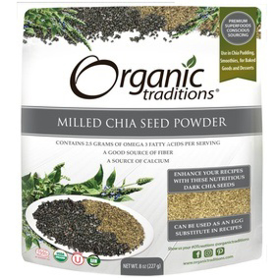 Picture of ORGANIC MILLED CHIA 227 GM