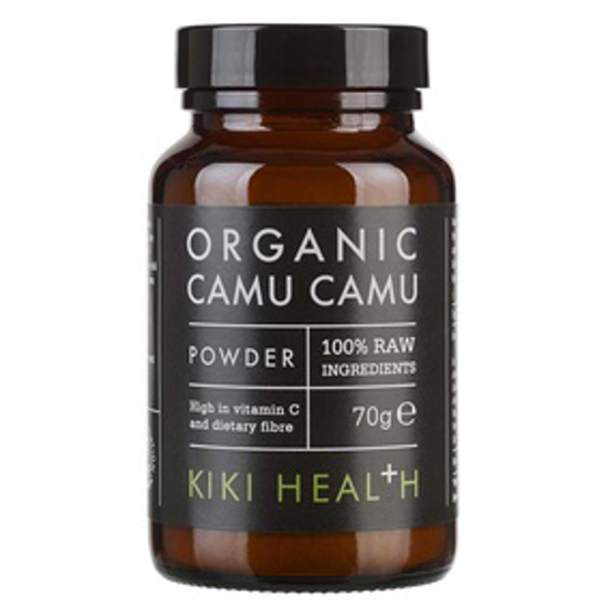 Picture of KIKI HEALTH ORGANIC CAMU CAMU POWDER ­ 70G