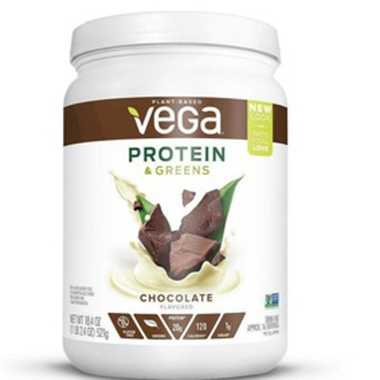 صورة VEGA PROTEIN & GREENS SM CHOCOLATE 18.4OZ