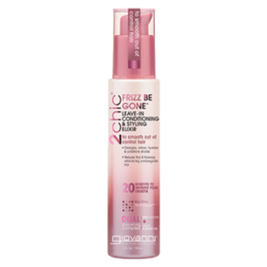 صورة 2CHIC® FRIZZ BE GONE™ LEAVE-IN CONDITIONING & STYLING ELIXIR