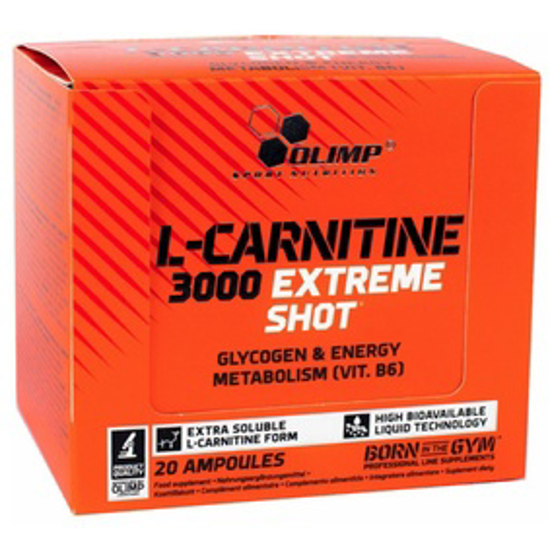 Picture of L CARINITINE 3000 EXTREME SHOTS