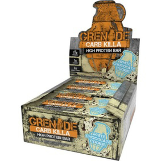 صورة GRENDE CARBKILLA HIGH PROTIEN BAR - GRANADE