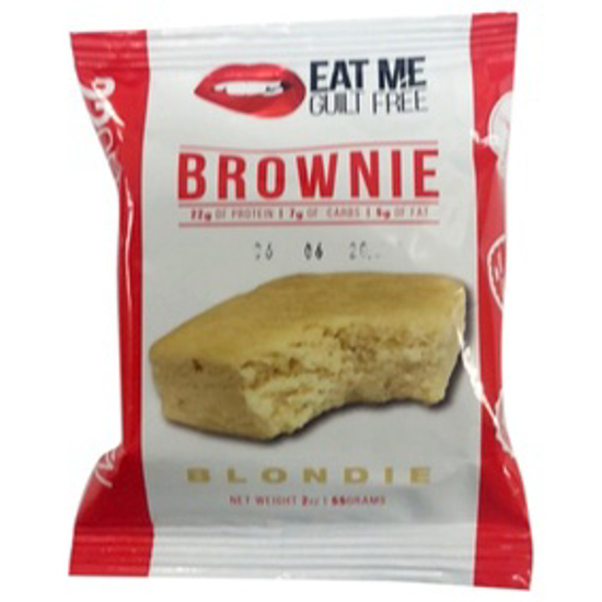 صورة EAT ME BROWNIE - BLONDIE