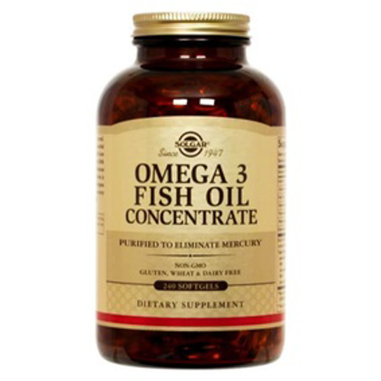 Picture of SOLGAR OMEGA 3 FISH OIL CONCENTRATE