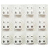 Picture of Studex® 12 Pairs (Dozen pack) Stainless Steel Shapes Heart Regular: DZ-R502W