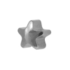 صورة Studex® 12 Pairs (Dozen pack) Stainless Steel Shapes Star Regular: DZ-R501W