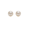 Picture of Studex® Sensitive™ 24ct Gold Plated 7mm White Pearl: S677STX