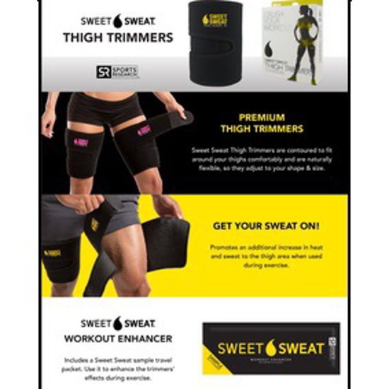 Picture of SWEET SWEAT THIGH TRIMMERS
