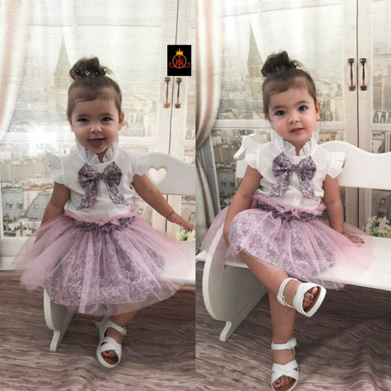 Picture of BABY GIRL DRESS