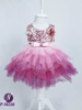 Picture of BABY GIRL PINK DRESS WITH GELLER