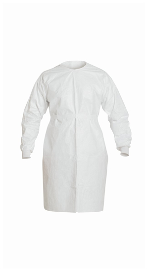صورة Isolation Gown white